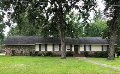Augusta Single Family Home For Sale: 1742 Goshen Road