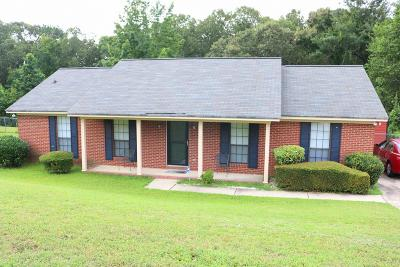 Hephzibah Single Family Home For Sale: 3857 Crest Drive