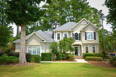 Evans Single Family Home For Sale: 4489 Cape Cod Drive