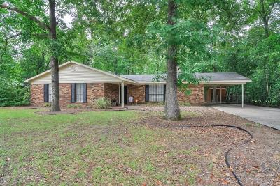 Augusta Single Family Home For Sale: 3405 Ravenwood Drive
