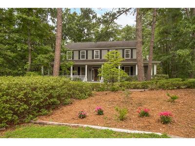 Columbia County Single Family Home For Sale: 435 Wateroak Lane