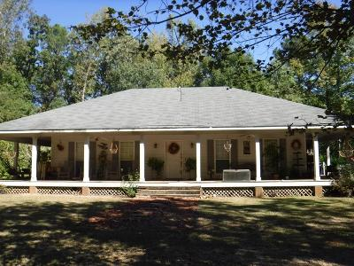 Edgefield County Single Family Home For Sale: 189 Deer Springs Road