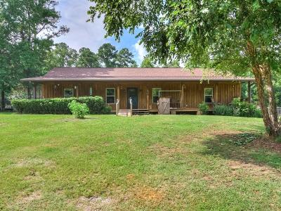 Appling Single Family Home For Sale: 6297 Cobbham Road