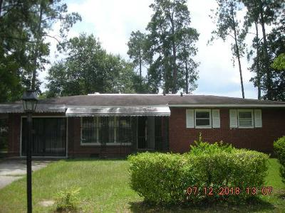 Augusta Single Family Home For Sale: 3318 Forest Estate Drive