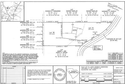Edgefield County Residential Lots & Land For Sale: 1062a Stephens Road