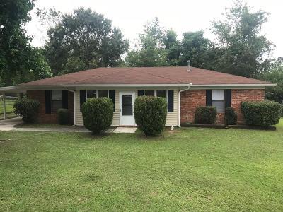 Hephzibah Single Family Home For Sale: 2703 Castletown Drive