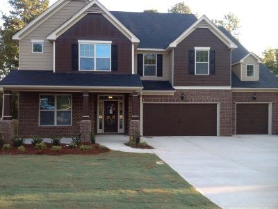 Grovetown Single Family Home For Sale: 8526 Crenshaw Drive
