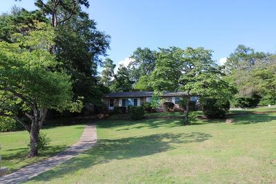 North Augusta Single Family Home For Sale: 201 Trimmier Place