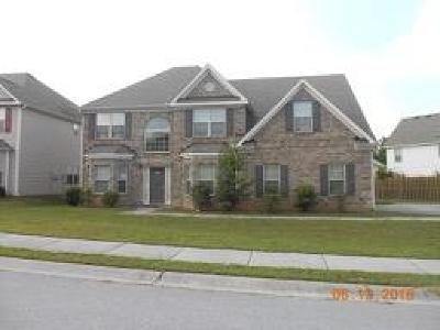 Augusta Single Family Home For Sale: 2625 Serenity Lane #--