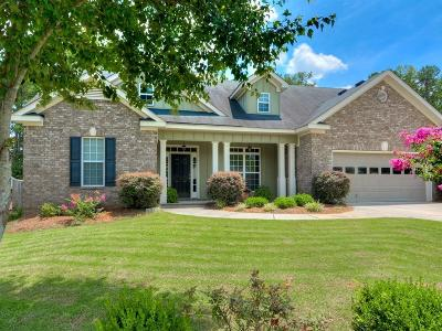 Evans Single Family Home For Sale: 5228 Tilton Drive