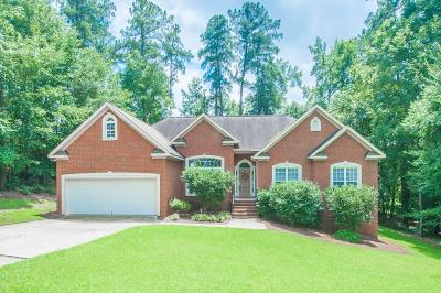 North Augusta Single Family Home For Sale: 426 Cooper Mill Road