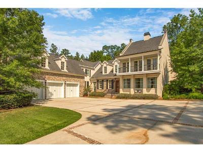 Evans Single Family Home For Sale: 1825 Champions Circle