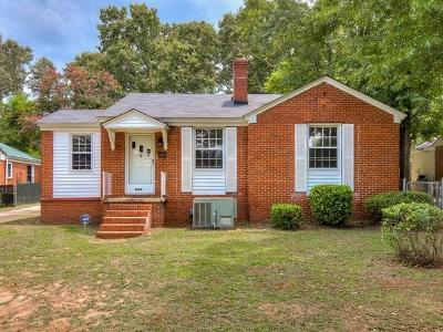 Augusta Single Family Home For Sale: 2324 Cumming Road