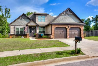 North Augusta Single Family Home For Sale: 268 Gustav Court
