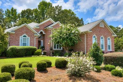 Evans Single Family Home For Sale: 890 Windmill Lane