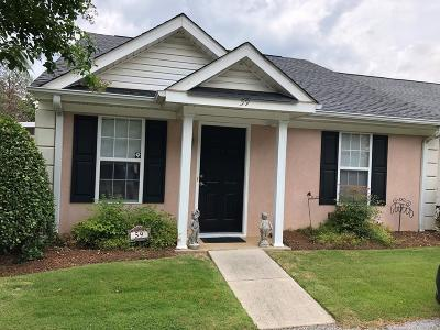 Augusta GA Single Family Home For Sale: $98,900