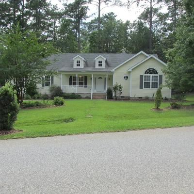McCormick SC Single Family Home For Sale: $184,500
