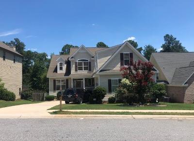 Evans Single Family Home For Sale: 1026 Iris Glen Drive