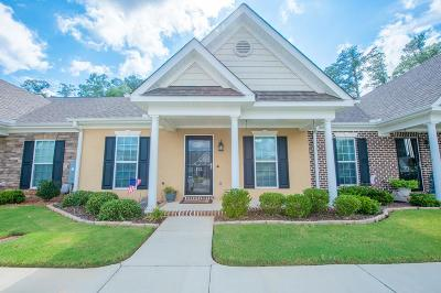 North Augusta Attached For Sale: 273 Harvester Drive