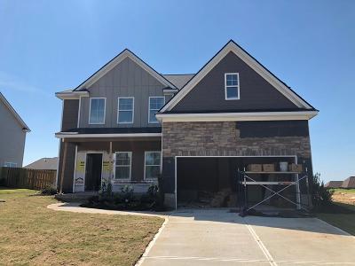 Evans Single Family Home For Sale: 4851 Tanner Oaks Drive
