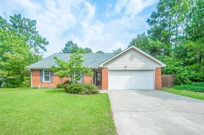 North Augusta Single Family Home For Sale: 424 Pine Butte Lane