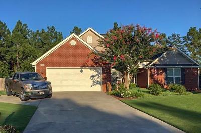 Aiken Single Family Home For Sale: 2108 Lavender Lane