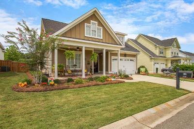 Evans Single Family Home For Sale: 2105 Egret Circle