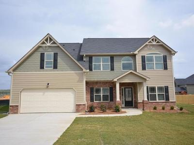Evans GA Single Family Home For Sale: $264,180
