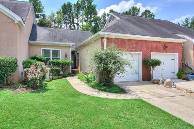 Augusta Single Family Home For Sale: 2806 Springwood Drive