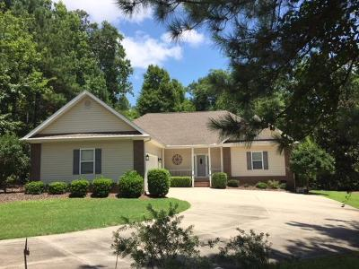 McCormick SC Single Family Home For Sale: $209,876