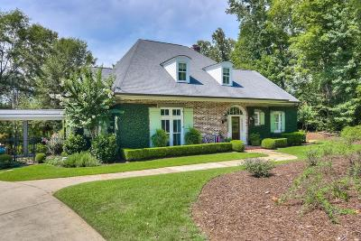 Evans Single Family Home For Sale: 1596 River Island Pkwy