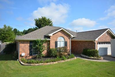 Grovetown Single Family Home For Sale: 583 Jackson Street