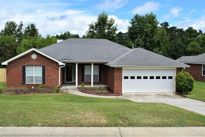 Grovetown Single Family Home For Sale: 335 Washington Street