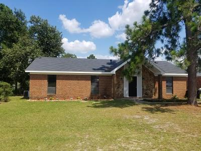 Richmond County Single Family Home For Sale: 3716 Hickory Cove Road