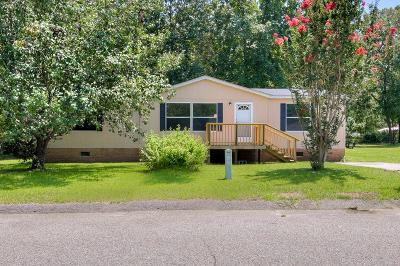 Augusta Manufactured Home For Sale: 3946 Debra Street