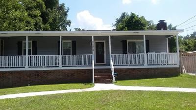 Augusta Single Family Home For Sale: 2130 1/2 Howard Road