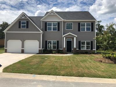 Hephzibah Single Family Home For Sale: 2304 Peach Blossom Pass