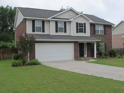 Augusta Single Family Home For Sale: 3233 Riverstone Drive
