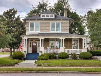Augusta Single Family Home For Sale: 1453 Winter Street