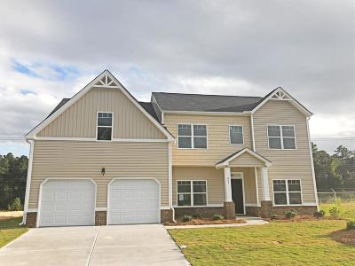 Richmond County Single Family Home For Sale: 815 Hay Meadow Drive