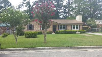 Hephzibah Single Family Home For Sale: 2924 Gebhardt Drive