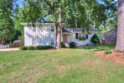 Single Family Home For Sale: 453 Pheasant Run Drive