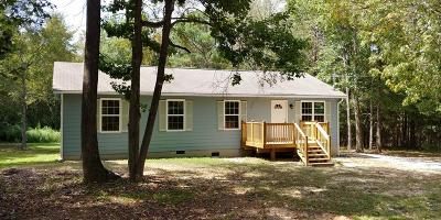 Lincoln County Single Family Home For Sale: 1054 Bonner Road