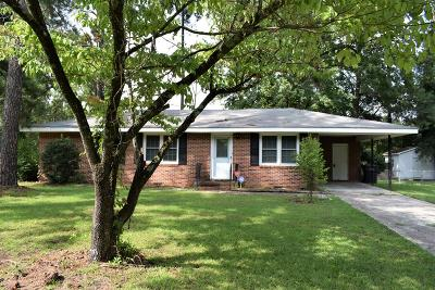 Richmond County Single Family Home For Sale: 2735 Edward Drive