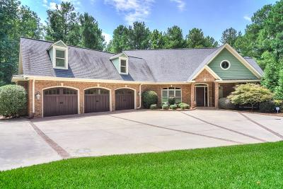 North Augusta Single Family Home For Sale: 121 Collin Reeds Road