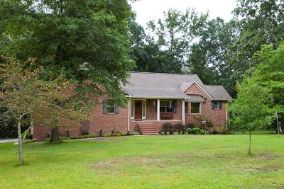 Single Family Home For Sale: 5216 Hereford Farm Road