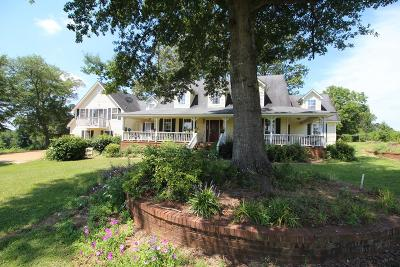 Richmond County Single Family Home For Sale: 4955 Fulcher Road