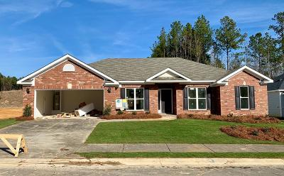 Grovetown Single Family Home For Sale: 4432 Raleigh Drive