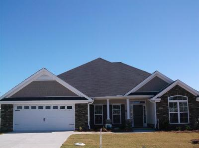 Richmond County Single Family Home For Sale: 5431 Copse Drive