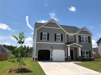 Augusta Single Family Home For Sale: 818 Hay Meadow Drive